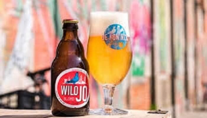 Wild Jo, une bière semblable à la célèbre Orval