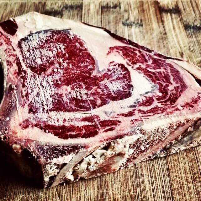 La cuisson parfaite de votre steak/entrecôte